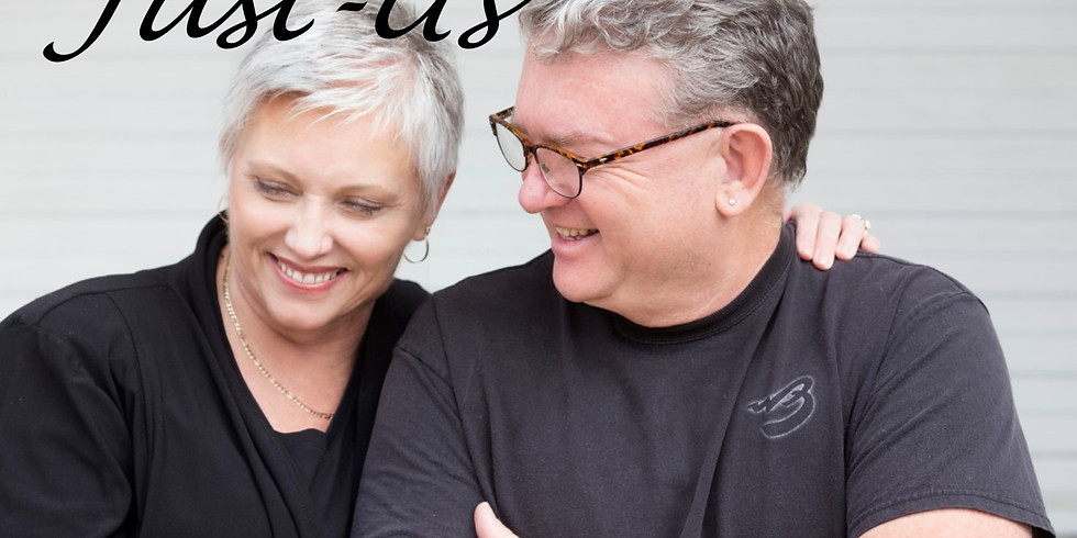 Live at the Vineyard: Just Us.......... Advance Ticket Purchase Required