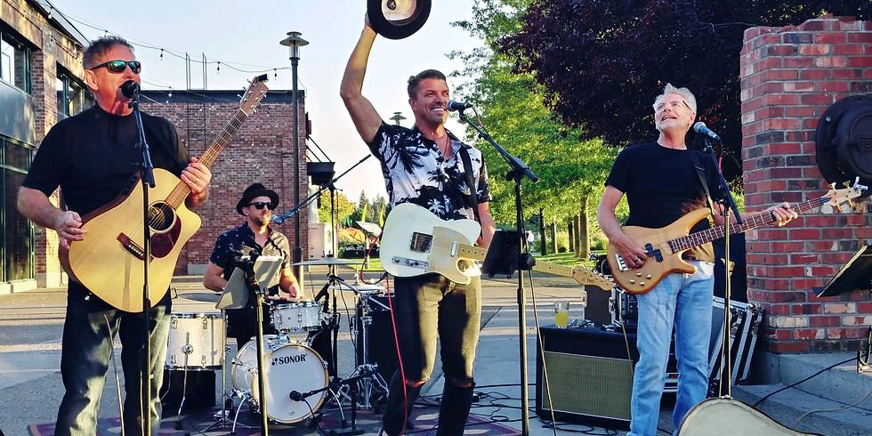 Live at the Vineyard: Matt, Max, & Casey of High St. & Precious Byrd