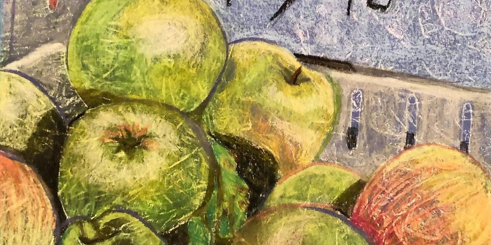 Art in the Vineyard!