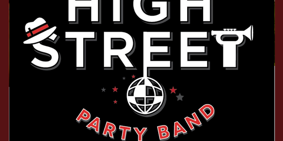 The High Street Party Band Benefit Concert for Crush Cancer