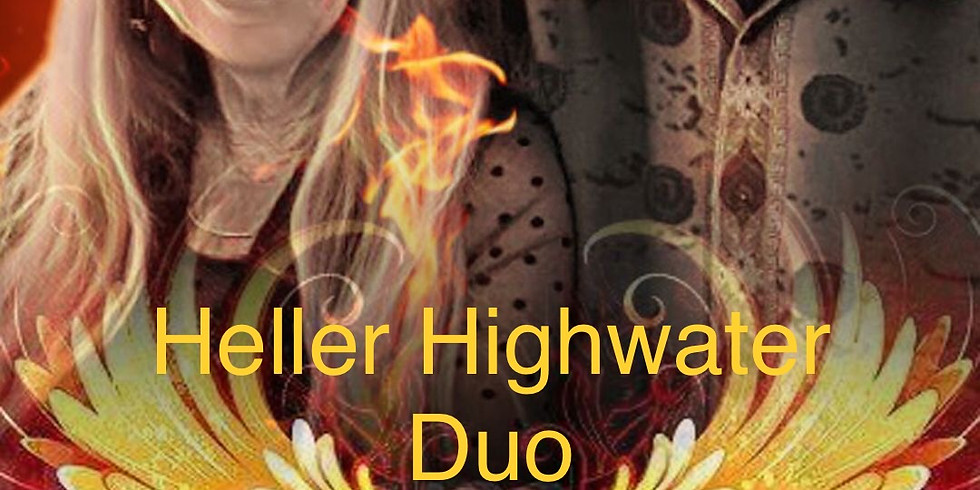Live at the Vineyard: Heller Highwater Duo