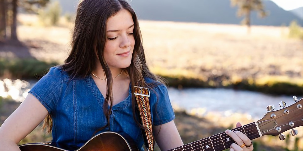 Live at the Vineyard: Olivia Knox .... Advamce Ticket Purchase Required