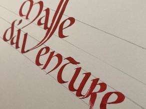 DIY – Apprenez facilement les bases de la calligraphie sans matériel !