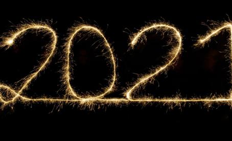 Très belle année 2021!