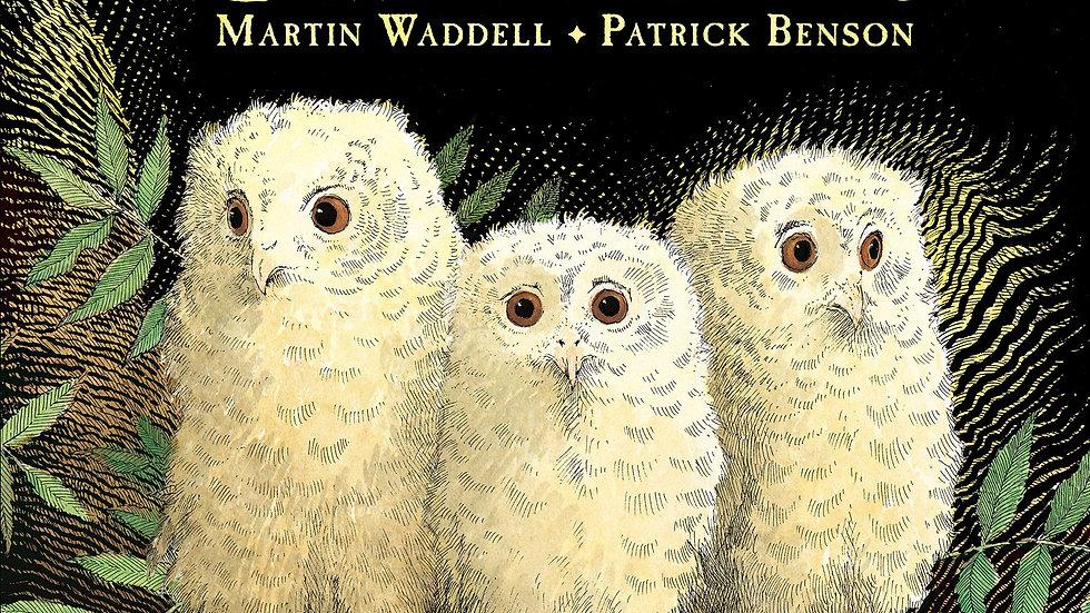 Owl Babies Activity Pack