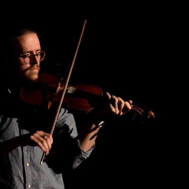 Performing at The Artrix, Bromsgrove