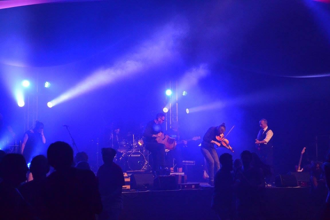 Diatonics at Sidmouth Folkweek 2017