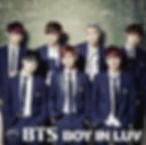 BTS「BOY IN LUV」