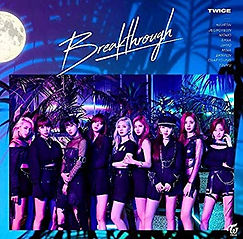 TWICE「Breakthrough」