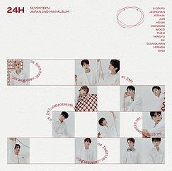 SEVENTEEN「24H」