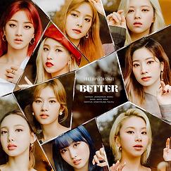 TWICE「BETTER」