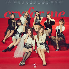 TWICE「Cry For Me」