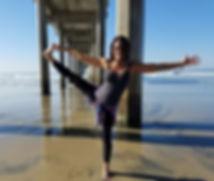 Michelle Trabelsi Beach Yoga_La Jolla.jp