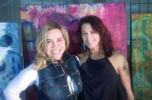 Michelle Trabelsi & Carmen Gusmao.jpg