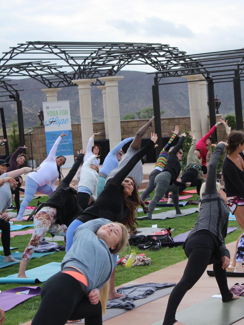 Temecula Yoga 4 Hope at Fazeli Winery.JP