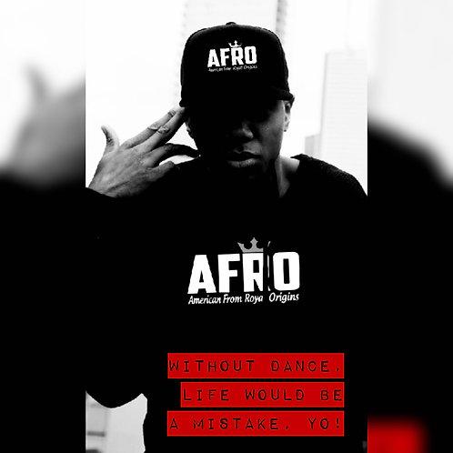 AFRO Royal Classic Crew-Neck Tee
