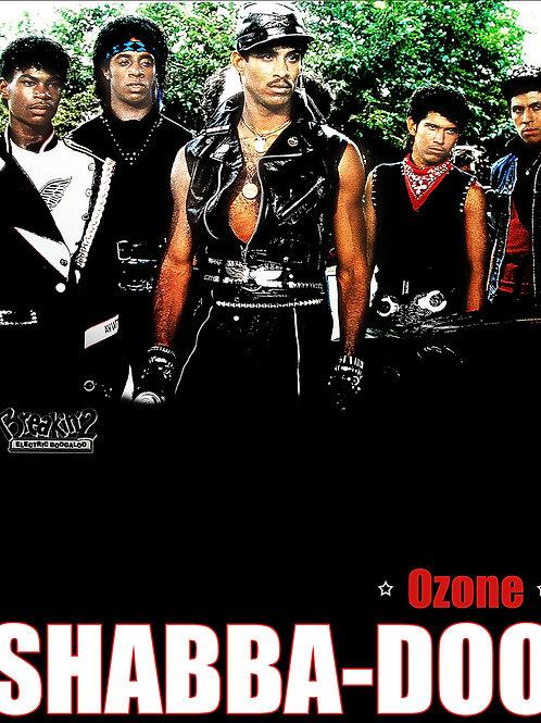 Ozone Crew Battle Pose