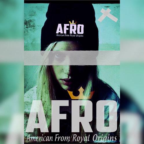 AFRO Royal Cuffed Beanies