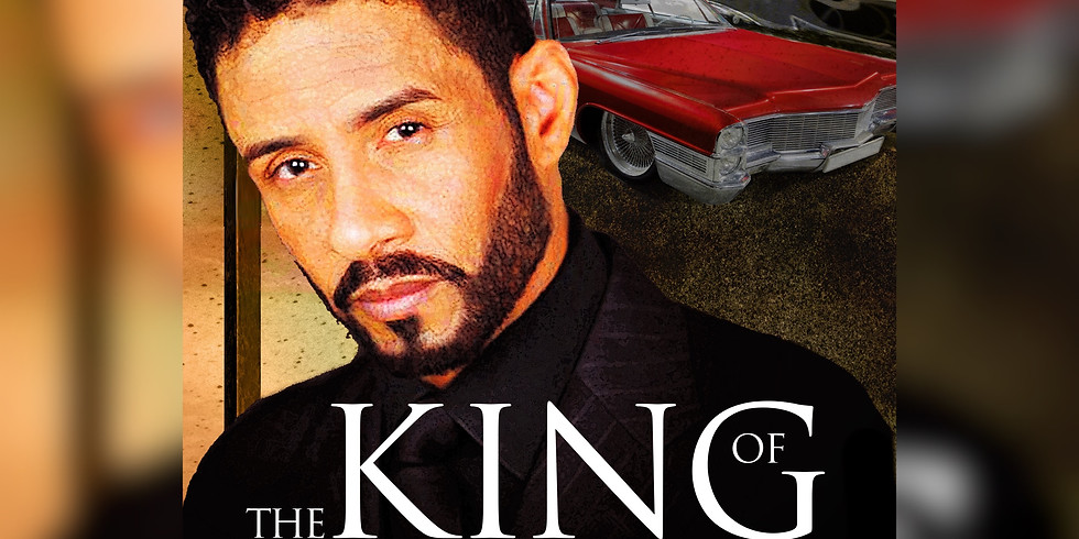 THE KING of CRENSHAW BOOK RELEASE