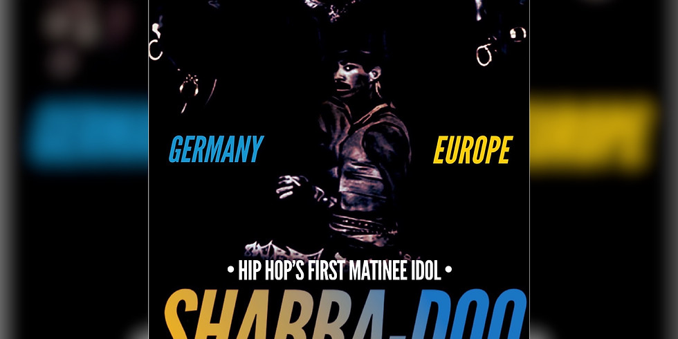 Shabba-Doo European Tour 2019