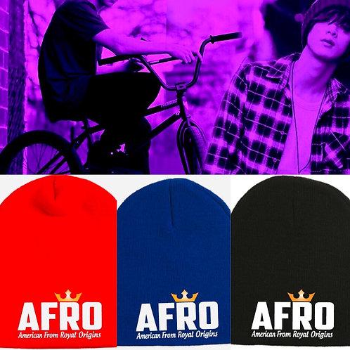 AFRO Royal Short Beanies