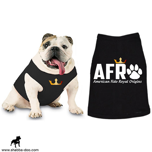 AFRO American Fido Royal Tees