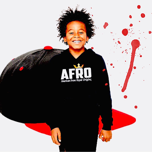 AFRO Youth Prince Hoodie