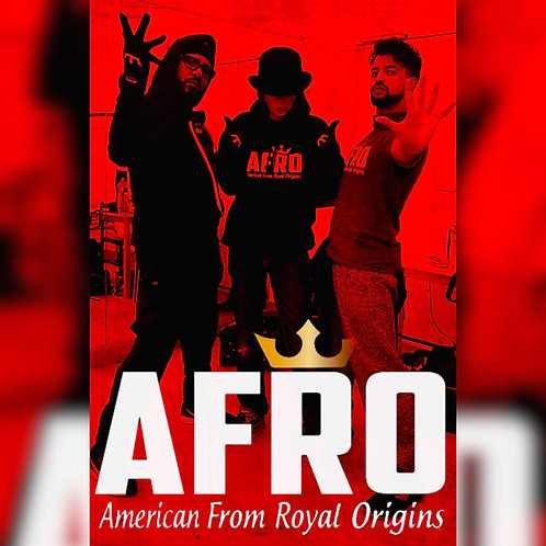 AFRO Royal Classic Hoodies