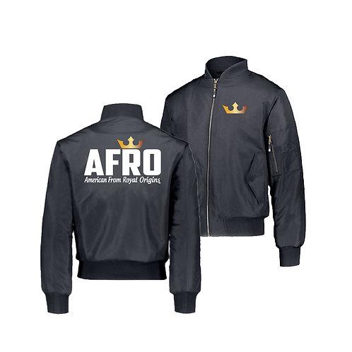 AFRO Royal Squadron Bomber Jackets