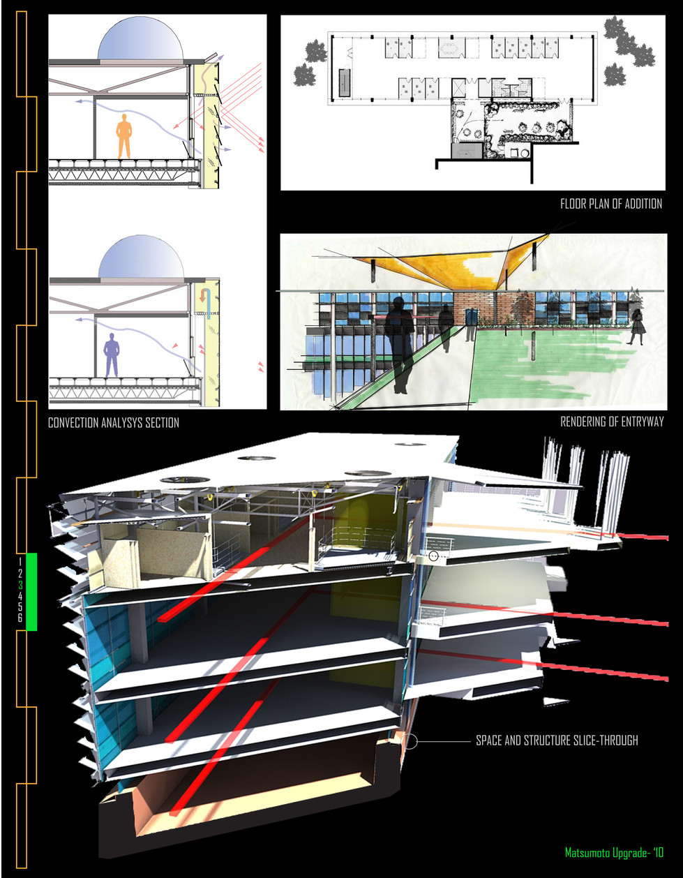 NC State Matzumoto Building Solar Center Addition
