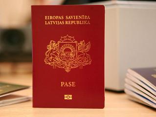 Visa-Free Travel for Latvian Passport Holders