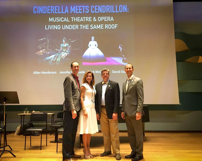 Cinderella Meets Cendrillon in Sweden!