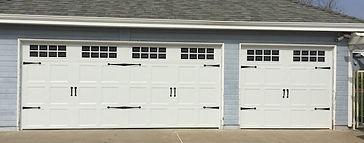 garage door replacement