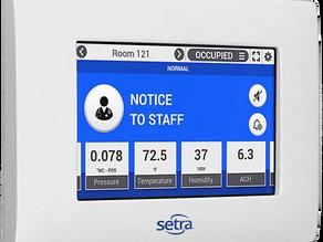 병원 공간에 실내 압력 모니터가 필요합니까?