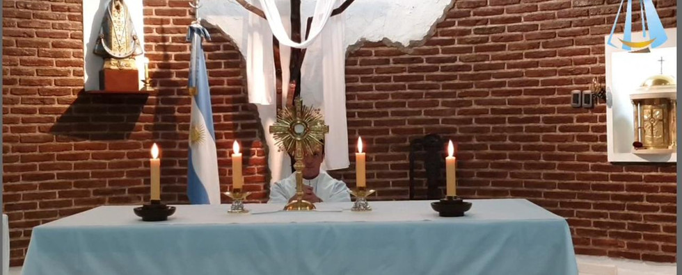 Transmisión de la Adoración Eucarística