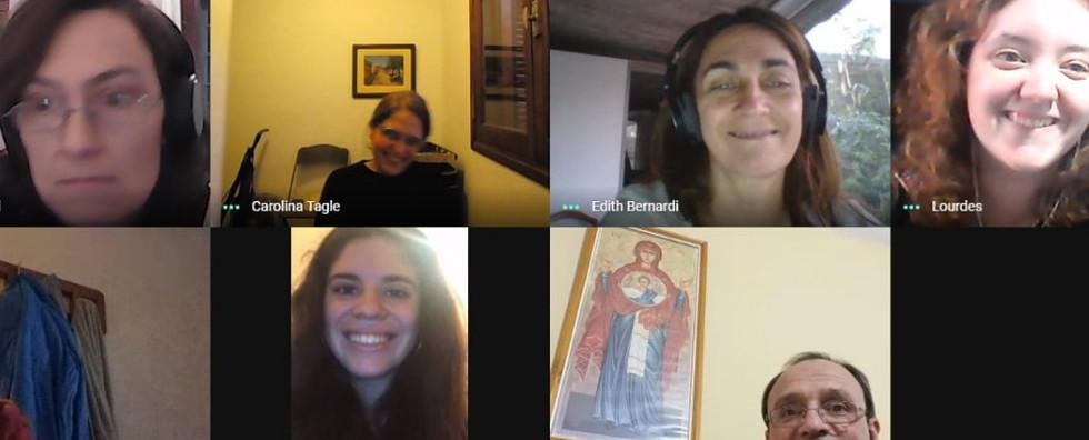 Catequistas 1er Año de Comunión