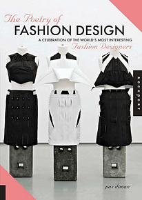 poetry of fashion design book