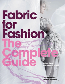 Fabric for fashion the complete book