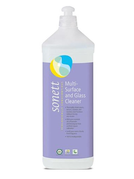 Sonett Multi- Surface and Glass Cleaner