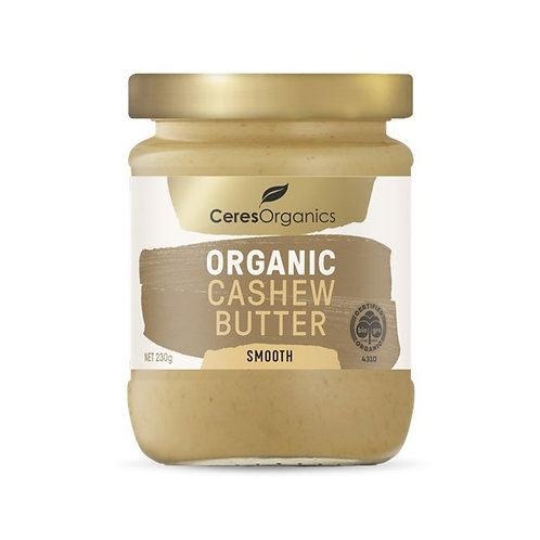 Ceres Organic Cashew Butter - Smooth