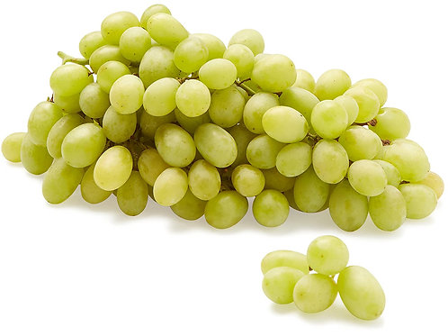 Organic Seedless Green Grapes- 500g
