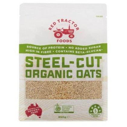 Red Tractor Steel Cut Organic Oats 1kg