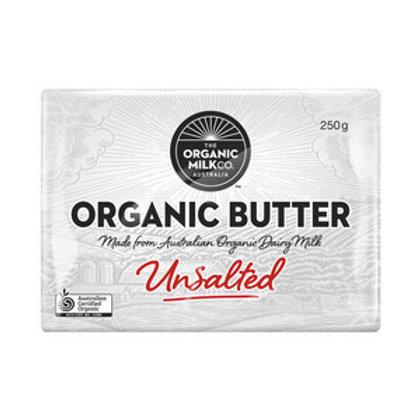 Organic Milk Co - Organic Unsalted Butter