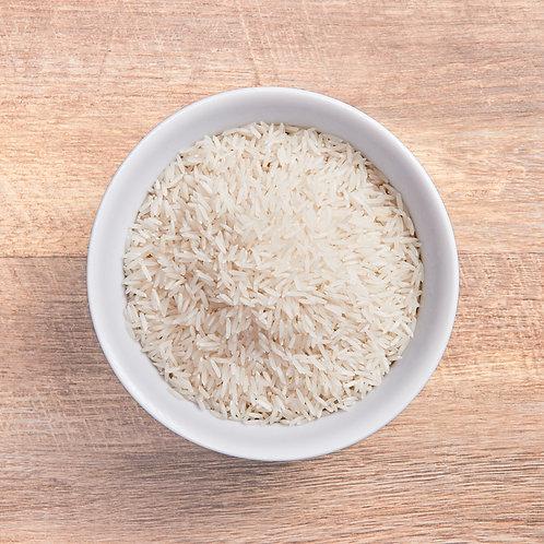 ORGANIC Basmati White Rice 1KG