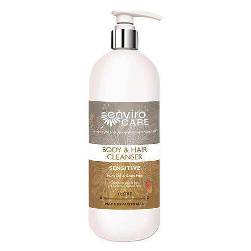 Envirocare Body and Hair Cleanser 1L