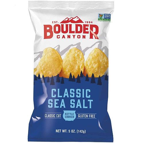 Boulder- Classic Sea Salt Chips