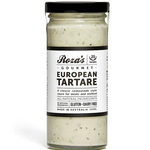 Roza's Gourmet - European Tartare