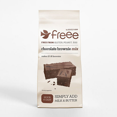DOVES FARM Gluten Free Brownie Mix