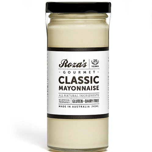Rosa's Gourmet Classic Mayonnaise