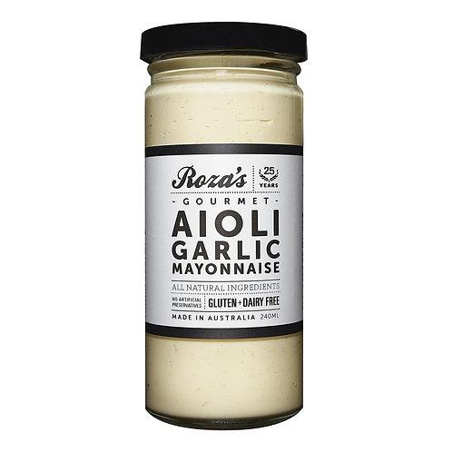 Rosa's Gourmet Aioli Mayo